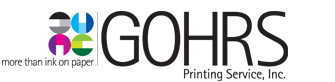 GOHRS Printing Services, Inc.